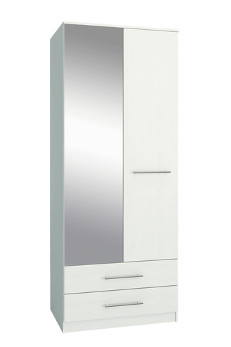 Шкаф Ланс-23 Белый