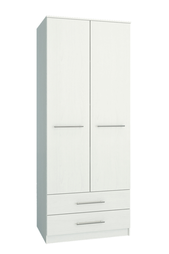 Шкаф Ланс-2 Белый